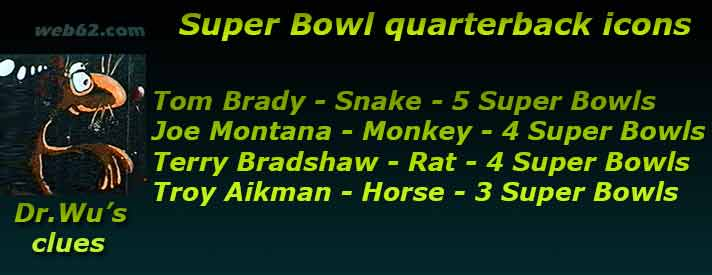 Super Bowl Quarterbacks