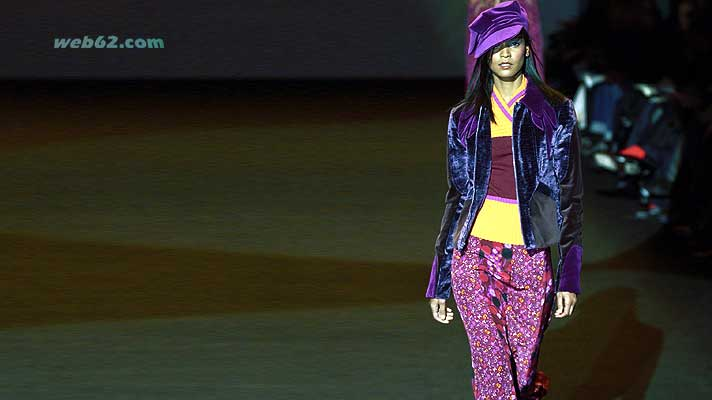 photo Anna Sui designer Fashion