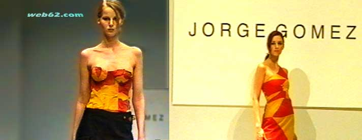 Photo Jorge Gomez Designer Fashion from Spain