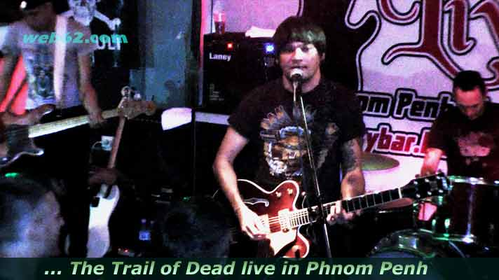 Trail of Dead Live Concert