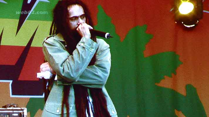 Photo Damian Marley