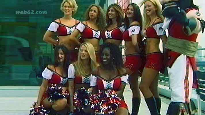 photo Buccaneers Cheerleaders