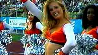 Photo from Amsterdam Admirals Cheerleaders