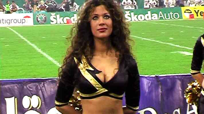 photo Berlin Thunder Cheerleaders