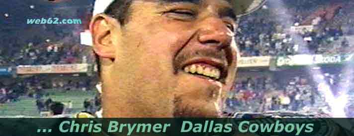 Chris Brymer Dallas Cowboys