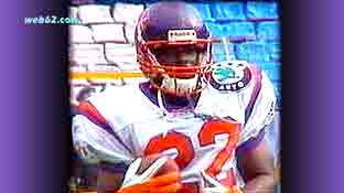 photo Curtis Alexander Denver Broncos Frankfurt Galaxy
