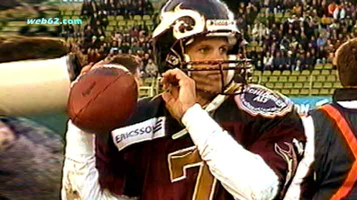 photo Danny Wuerffel Saints Redskins