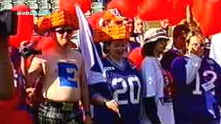 Photo from Cheddar Heads World Bowl 2000