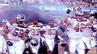 World Bowl 2000 Rhein Fire in