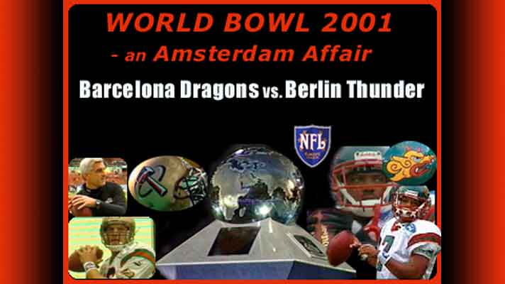Photo from World Bowl 2001