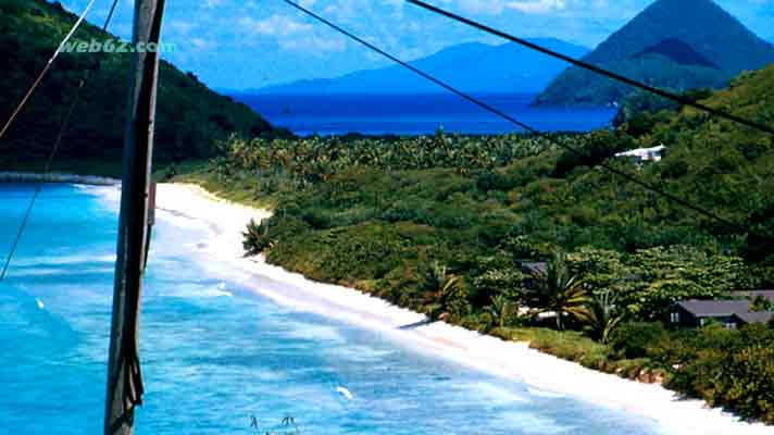 photo Tortola BVI Long Bay