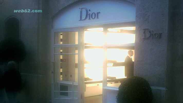 Dior in Paris