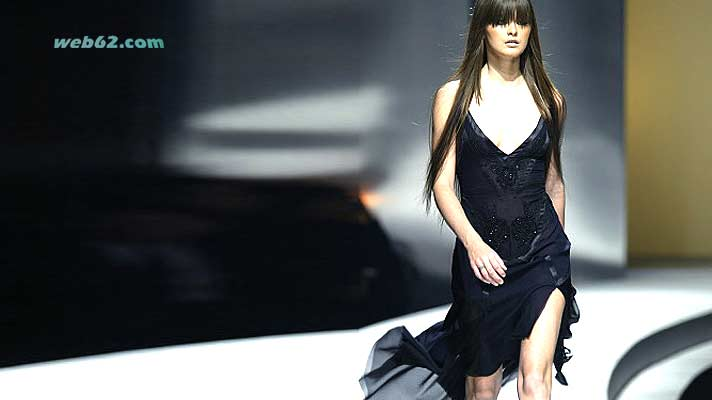 Foto Versace Fashion show