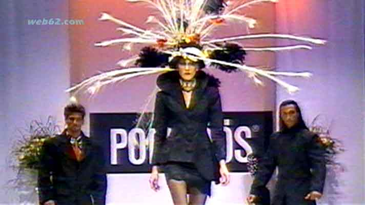 Photo Pompoes fashion show @ the CPD