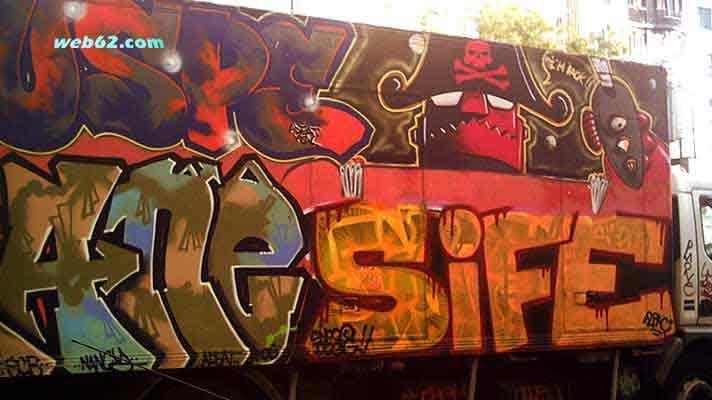 Graffiti videos graffiti vans in paris video graffiti in paris