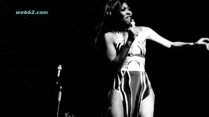 Photo from the Ike and Tina Turner revue