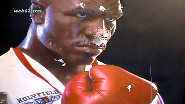 New York Evander Holyfield