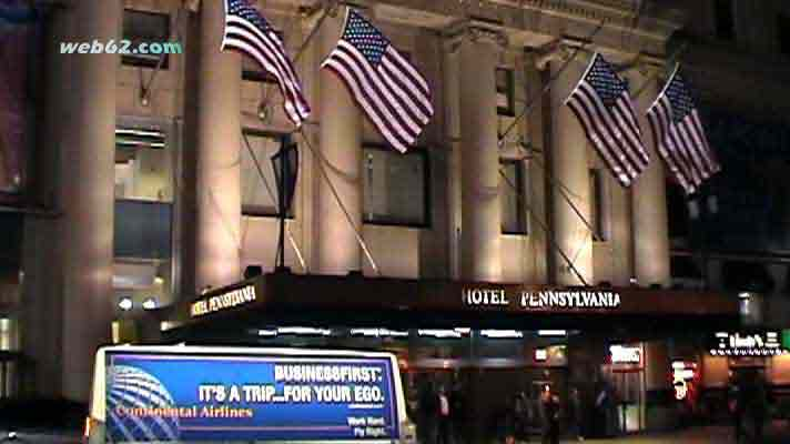 Hotel Pennsylvania Manhattan