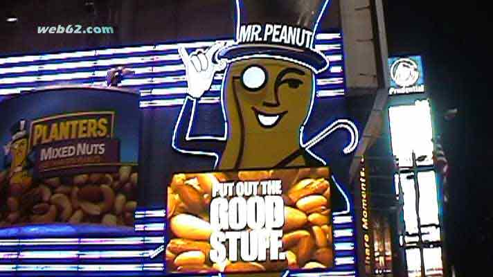 New York peanuts