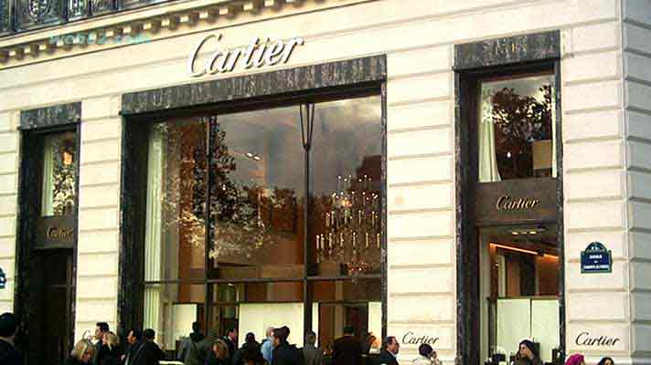 Cartier Champs Elysees
