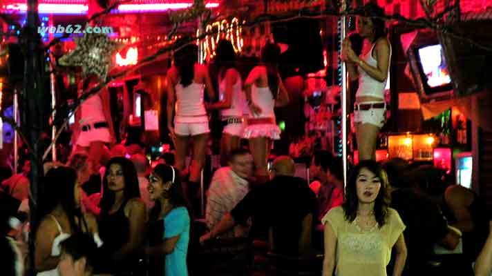 Phuket patong patong bar girls