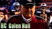 Galen Hall head coach Rhein Fire