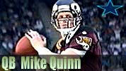 Mike Quinn qb Dallas Cowboys